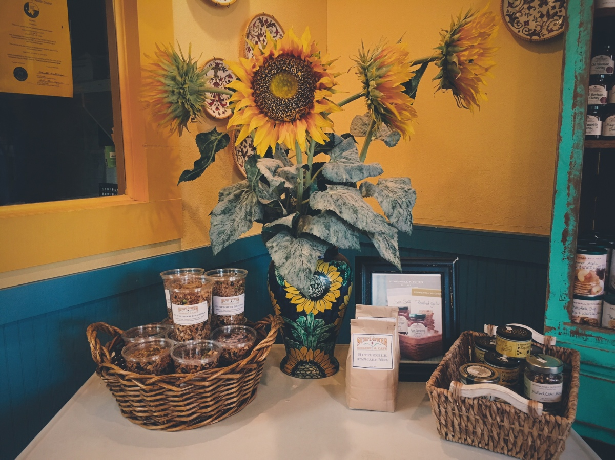 The Sunflower Bakery & Café- The Sunflower of Galveston