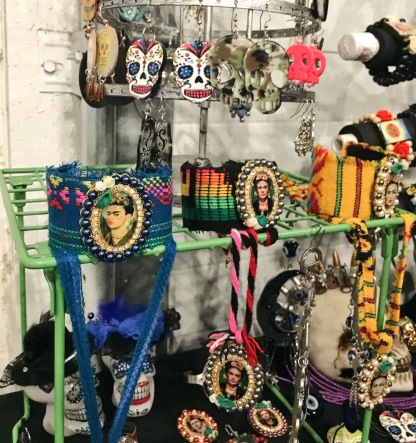 Fun jewelry and bags