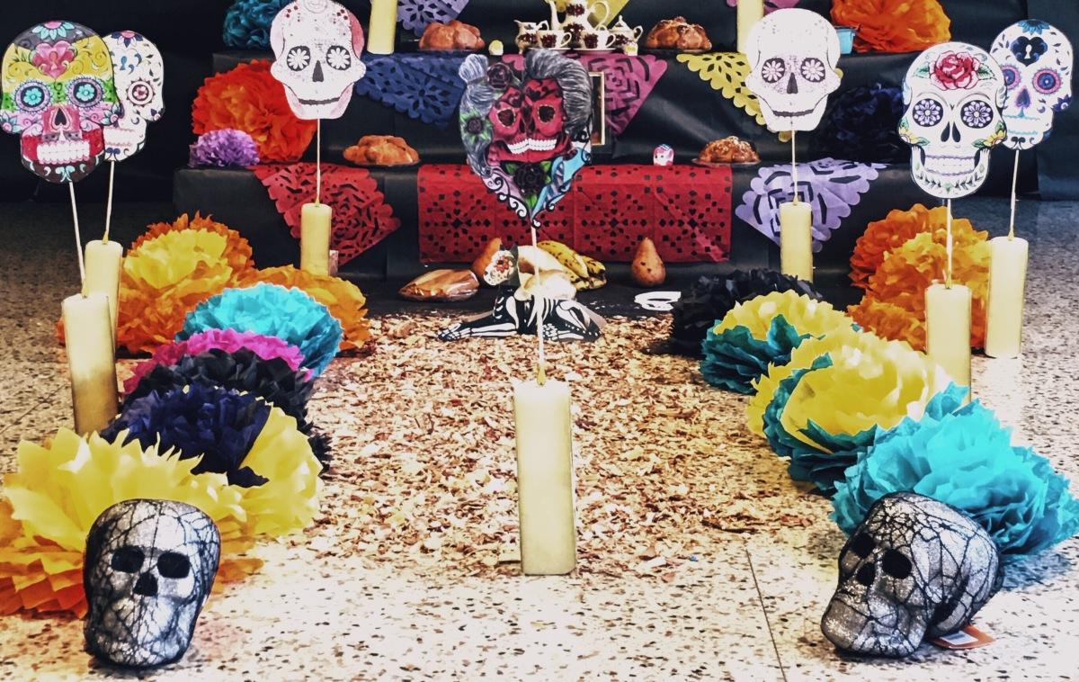 Dia de los Muertos inHouston!